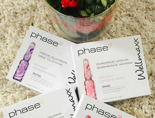 phase² solution concentrate von WELLMAXX