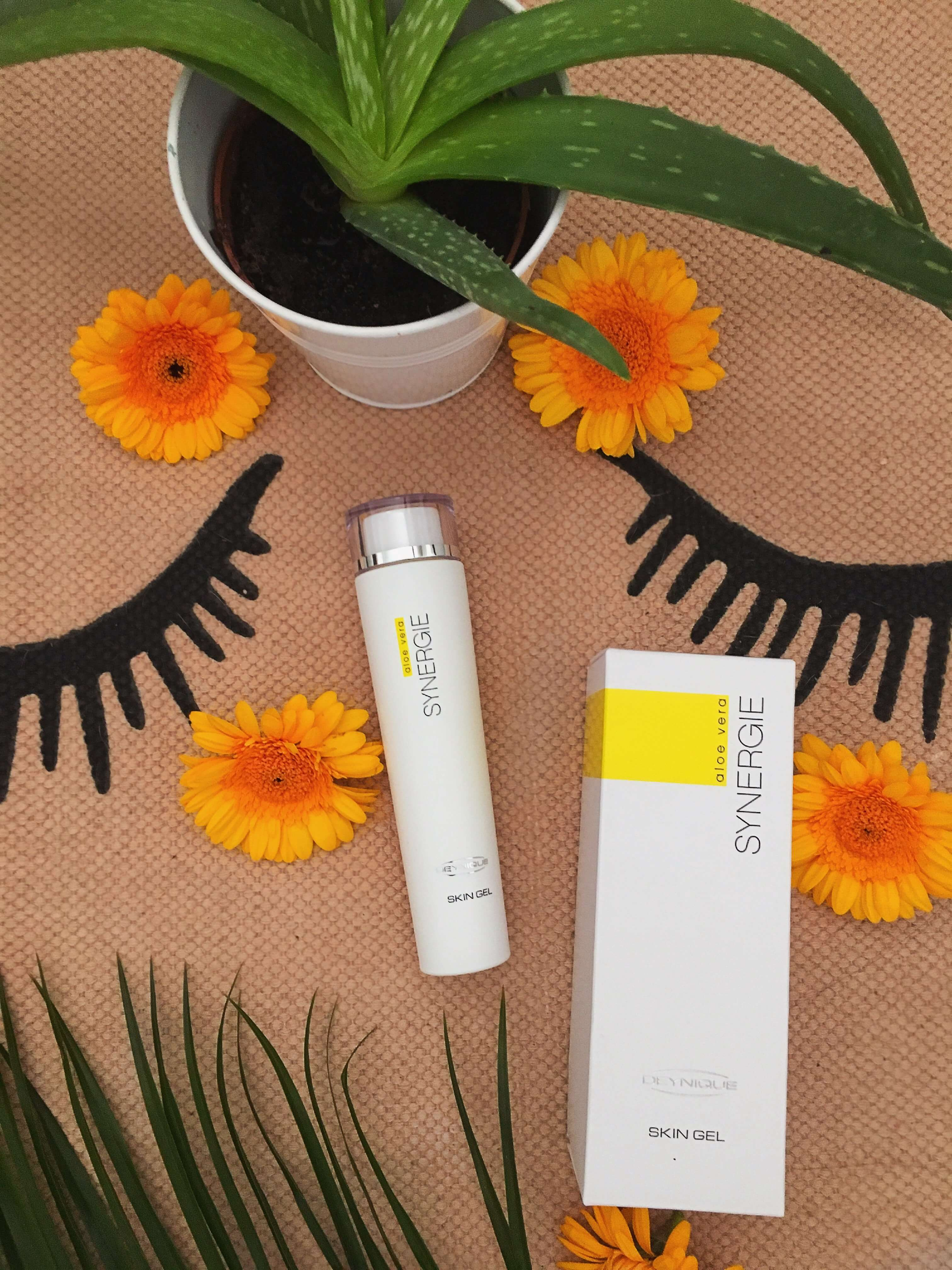 Heute zeige ich euch auf meinem Blog das Aloe Vera Synergie Skin Gel von Denique Cosmetics, welches ein super Feuchtigkeitsspender für die Haut darstellt