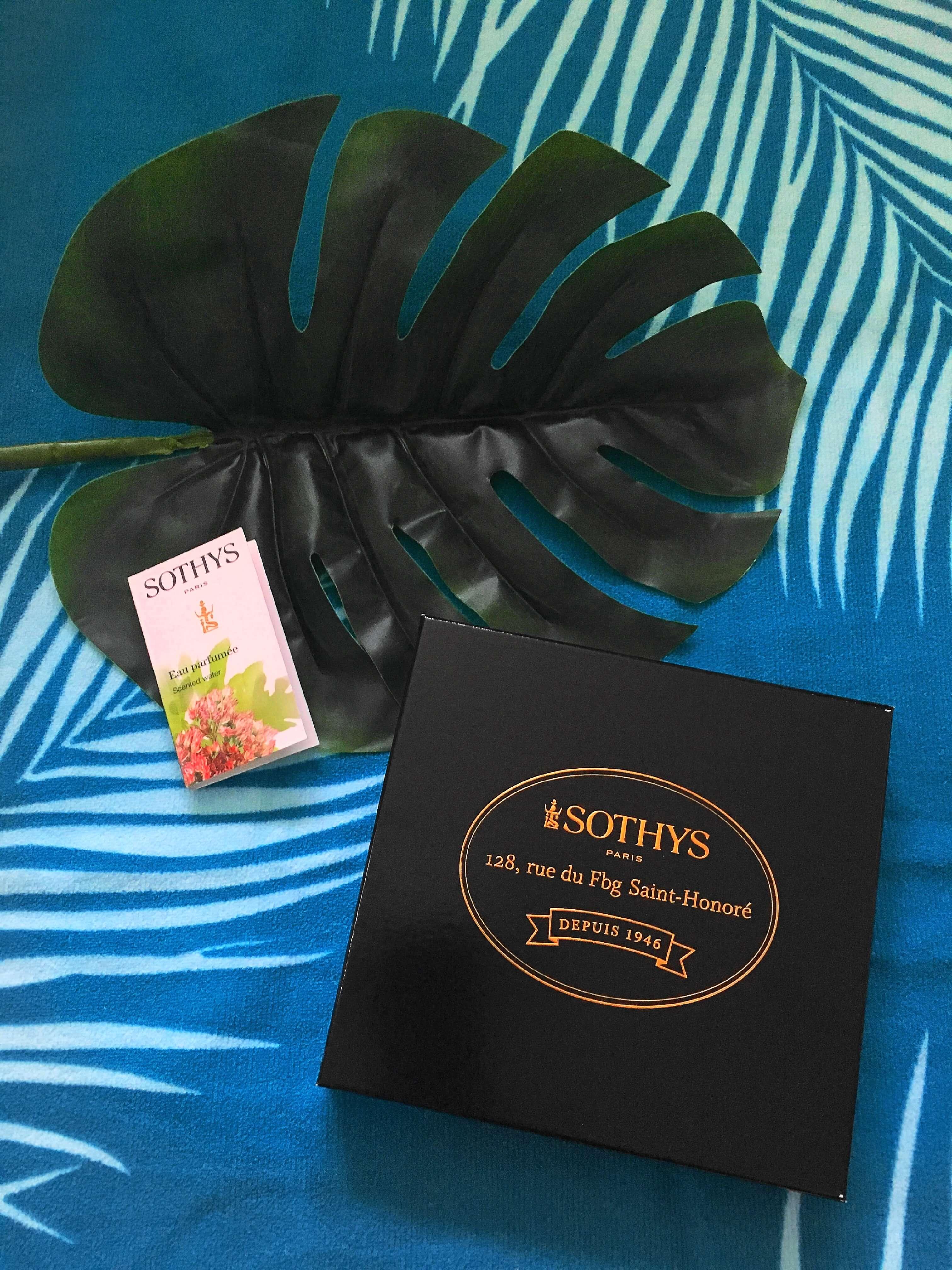 Heute zeige ich euch auf meinem Blog den wunderbaren Inhalt der aktuellen SOTHYS Box Sommer Edition 2018 mit vielen Bildern, einem Rabatt und allen Details