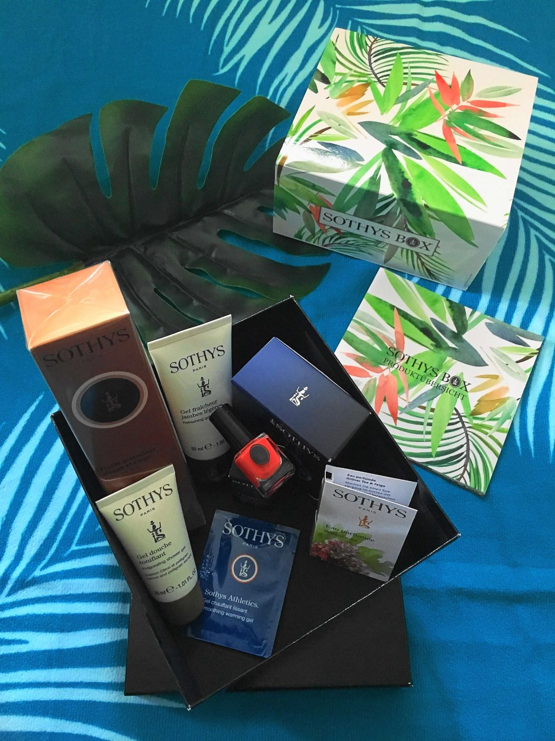 SOTHYS Box Sommer Edition
