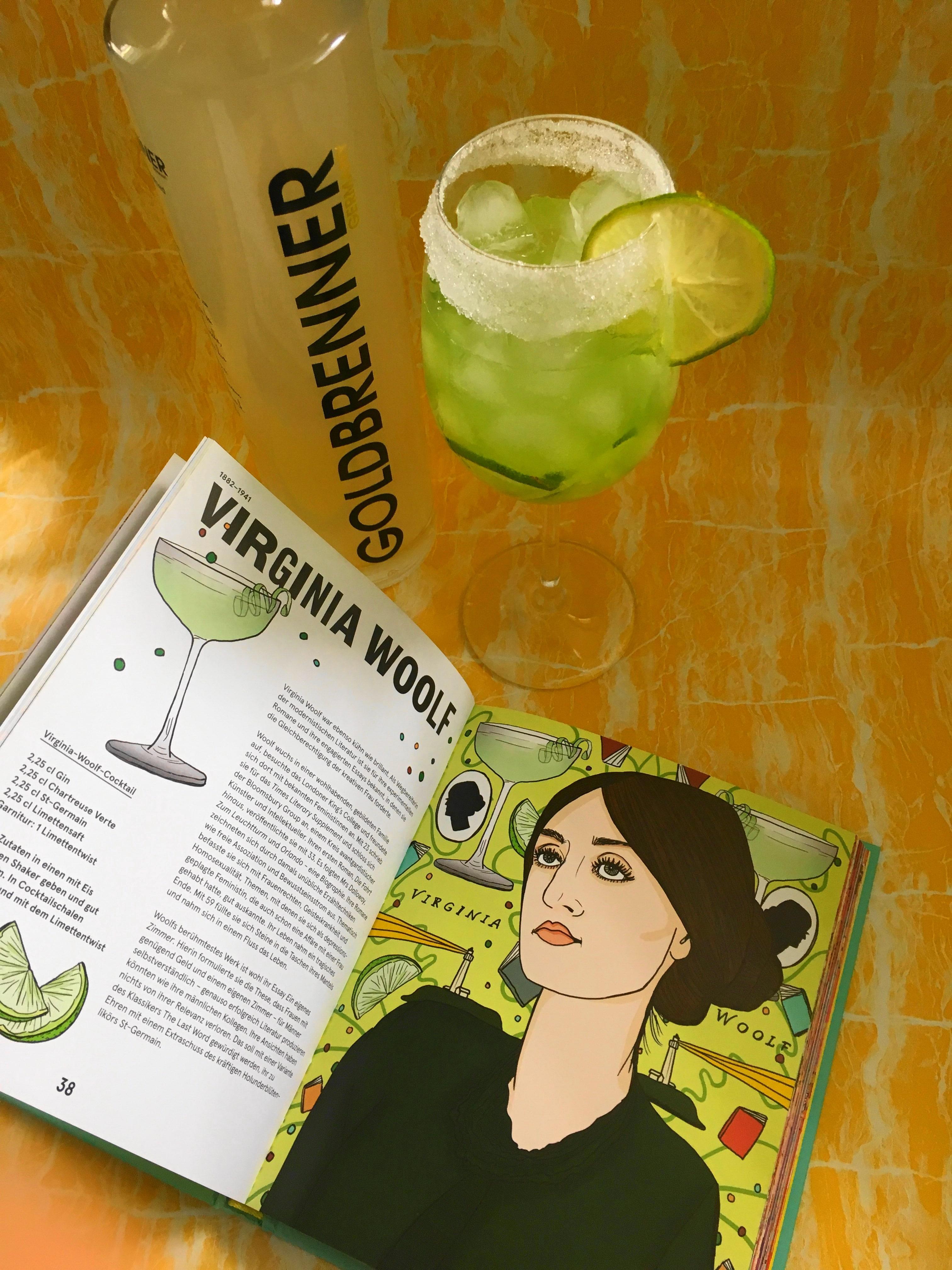 Goldbrenner Gin ist der welterste naturtrübe Gin mit hochwertigem Aroma. Ich stelle euch heute die kultige neue Marke mit einem leckeren Cocktailrezept vor.