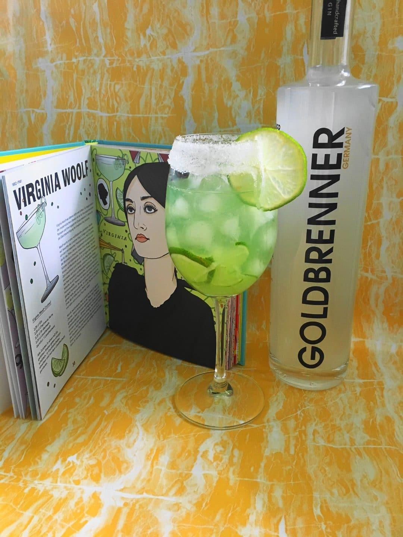 Goldbrenner Gin