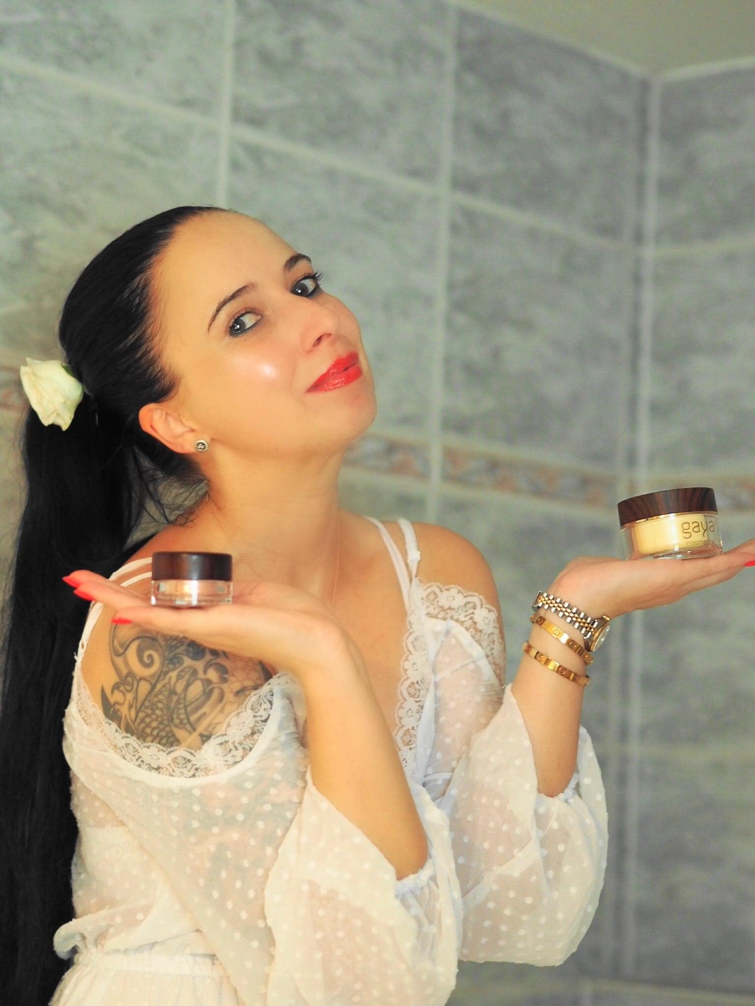 Das Kosmetiklabel Gaya Cosmetics steht für hochwertiges veganes Mineral Make Up und parabenfreie Hautpflege-Produkte aus 100% natürlichen Inhaltsstoffen.