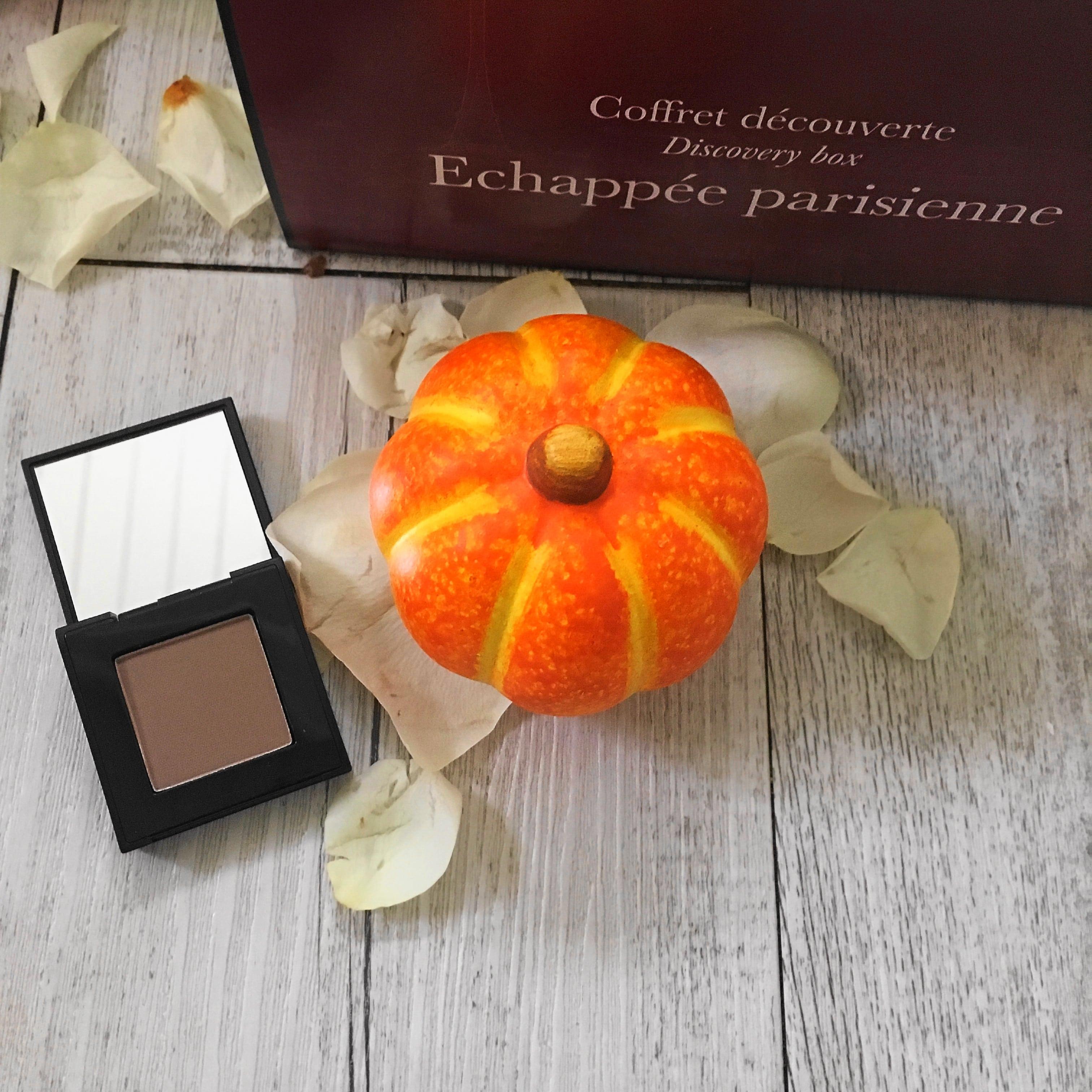 """Die seit September erhältliche SOTHYS Discovery Box """"Echappée parisienne"""" enthält tolle dekorative Kosmetik-Produkte für einen schönen Herbst Make Up-Look"""