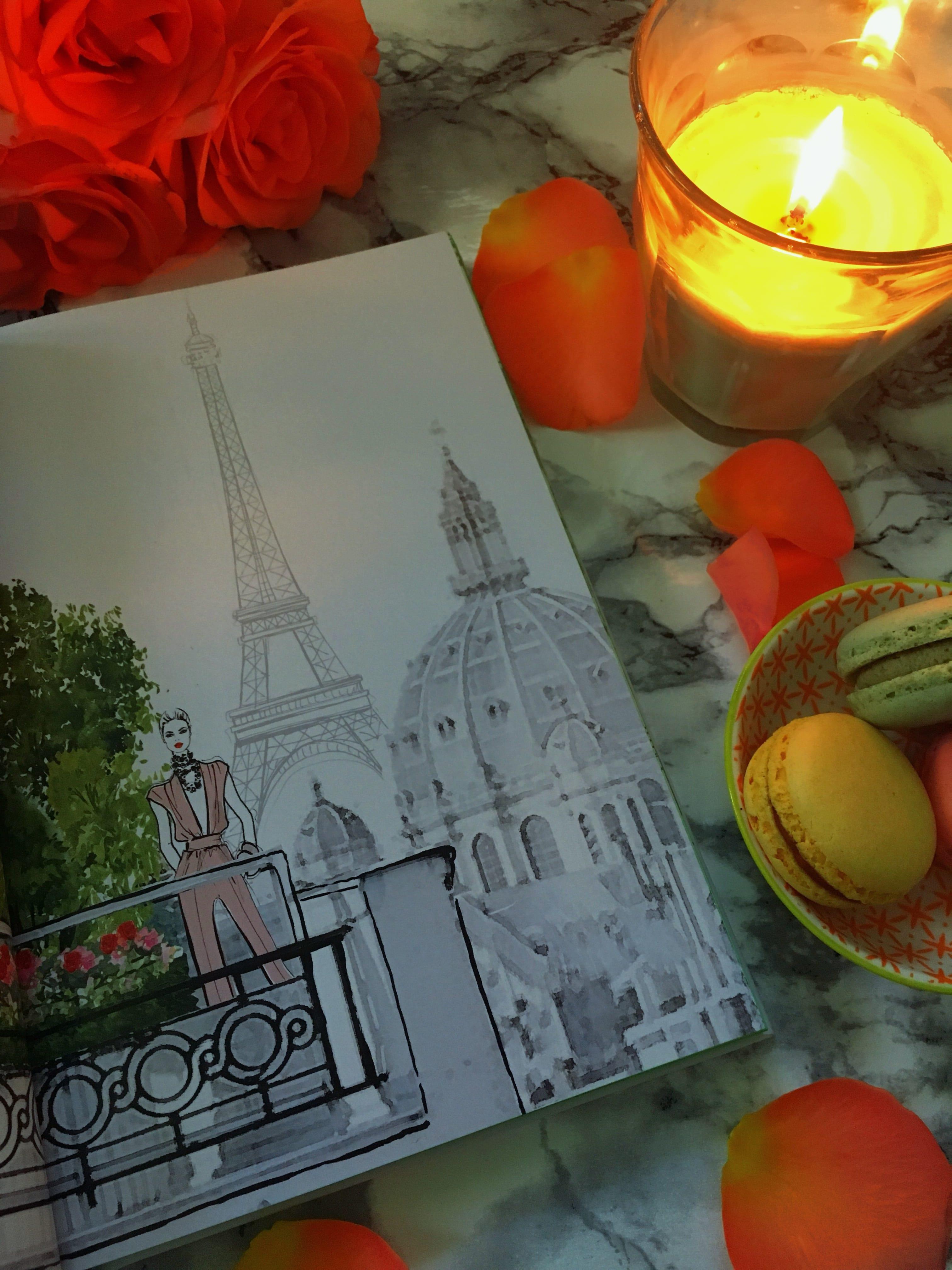 """In """"Paris - Der Fashion- und Lifestyle-Guide"""" zeigt uns Megan Hess die wichtigsten Orte der tollen Fashion Metropole und entführt uns in die Stadt der Liebe"""