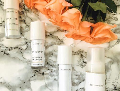 dermaceutical stellt effektive Hautpflege her