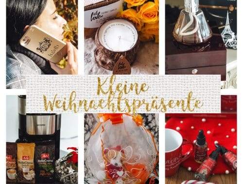 Heute zeige ich euch einige top Last Minute Geschenke für Weihnachten von Maison Berger, Nutriful, Ballon Feen, Exclusive ID, Melitta und We Love the Planet