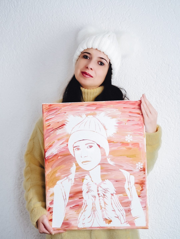 Create Portrait -tolle Idee