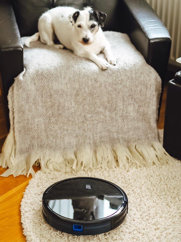 eufy RoboVac 11S verrichtet effektiv die Hausarbeit