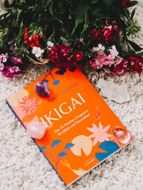 Ikigai ist die Philosophie für Glück