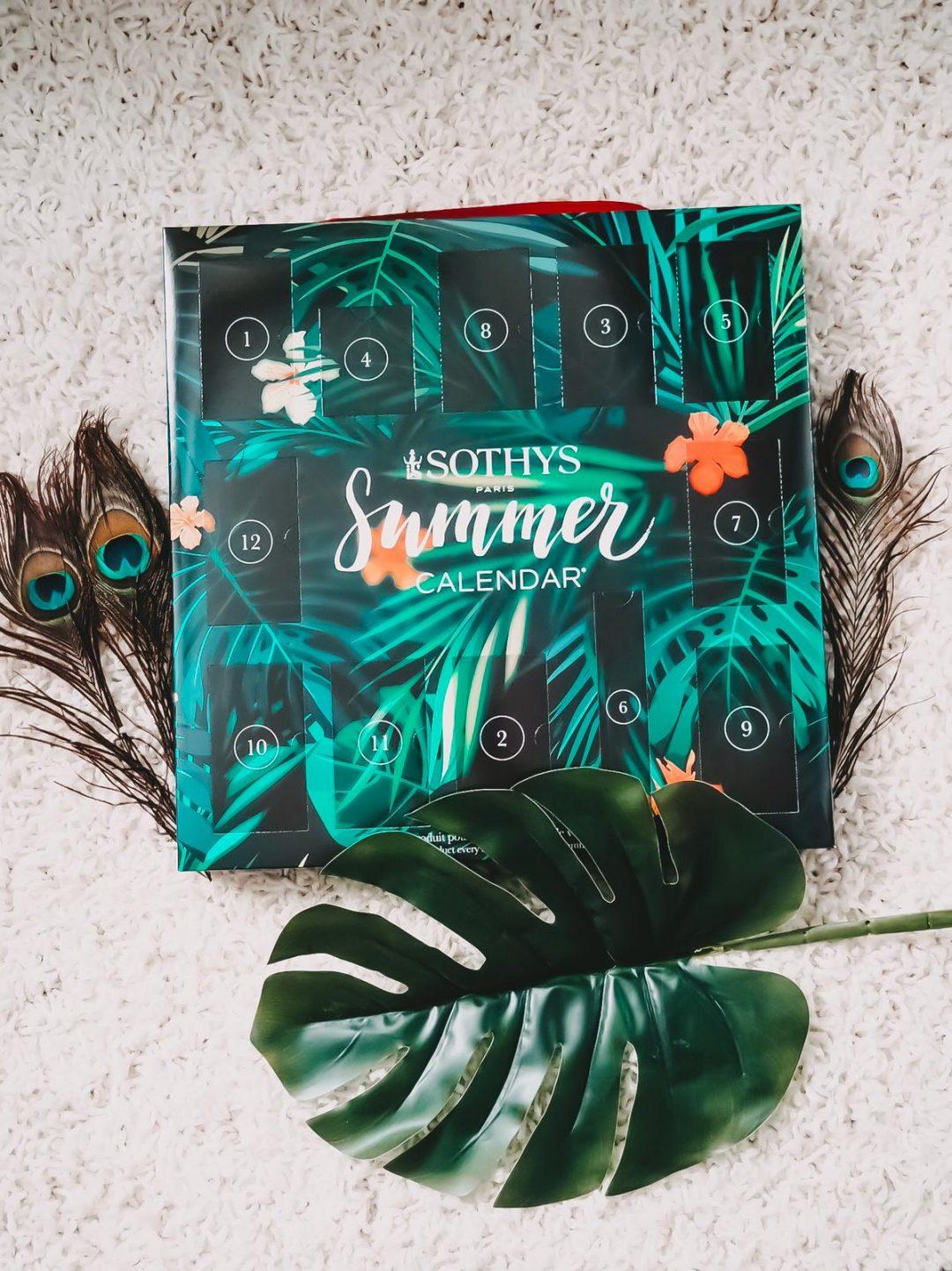 Summer Calendar von Sothys