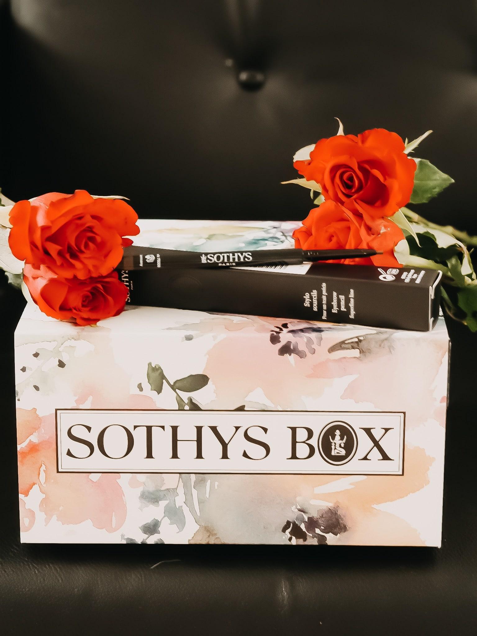 Seit dem 3. Juni gibt es die beliebte Sothys Box Summer-Edition 2019 mit Highlights. Alle enthaltenen Produkte HIER auf dem Beauty Blog und 5 € Rabatt Code.