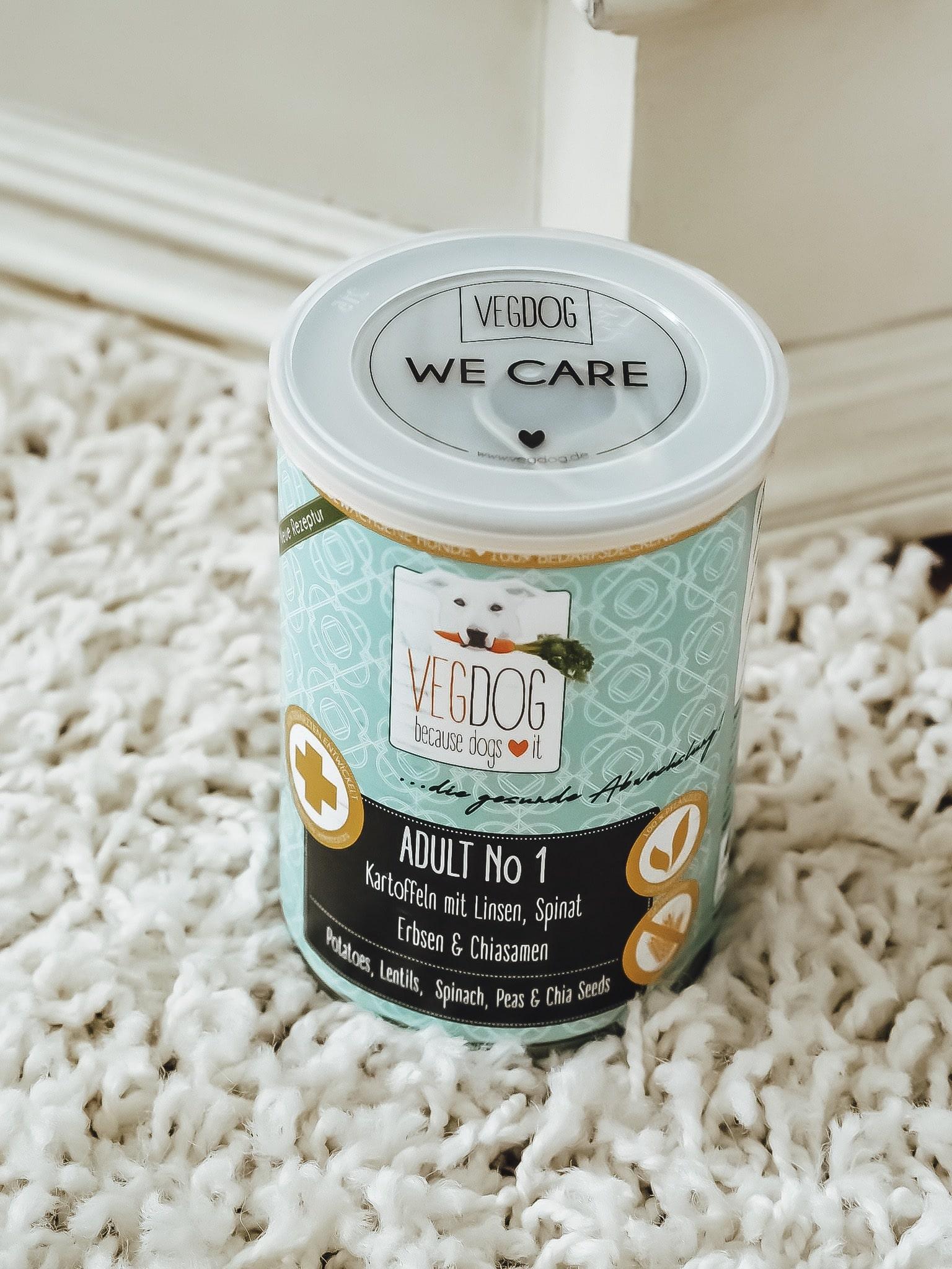 Bei VegDoghandelt es sich um eine top Marke, die sich ausschließlich auf veganes Alleinfuttermittel für Hunde spezialisiert hat. Mehr HIER auf dem Blog !!!