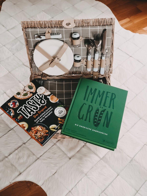 Fast Food mit Tasty und Slowfood mit Immergrün