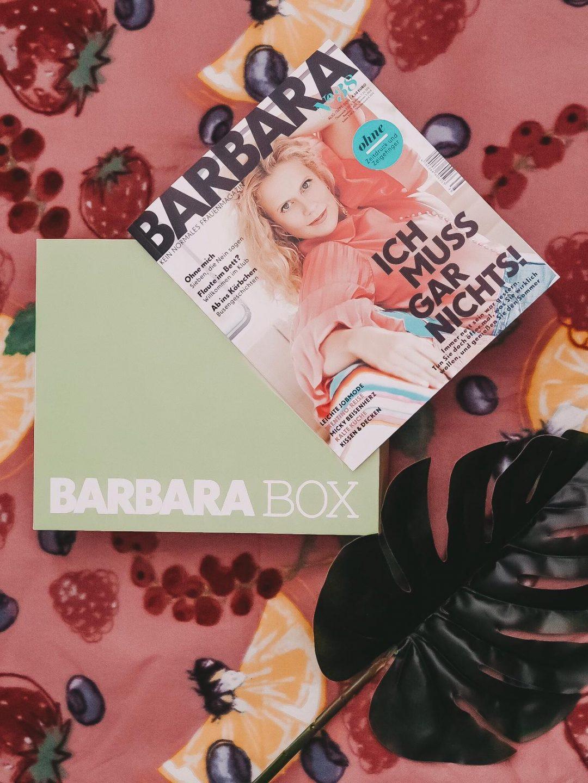 Barbara Box Einen Cocktail bitte