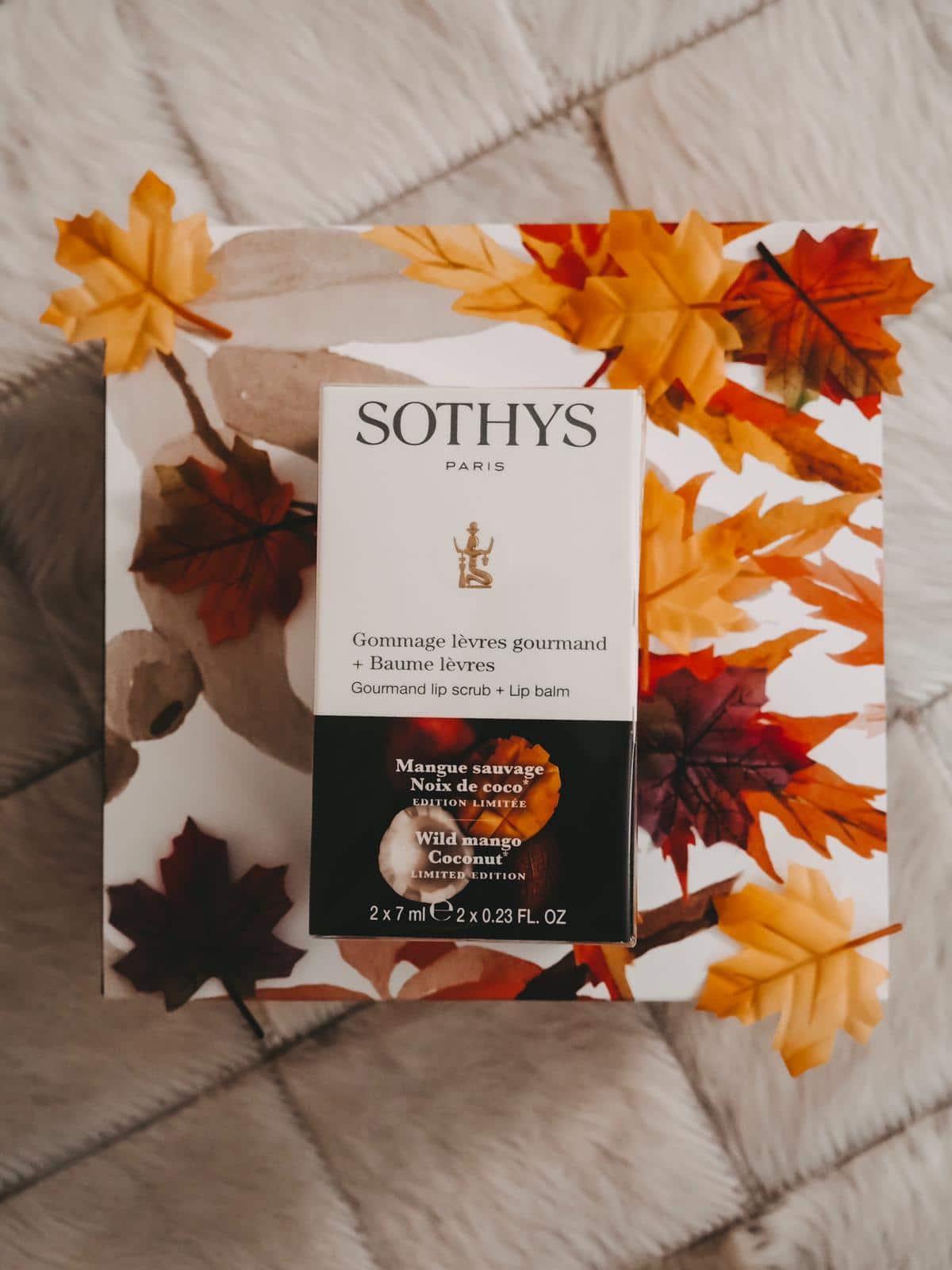 Heute zeige ich auf dem Blog die aktuelle Sothys Box Herbst Edition 2019 mit 7 top Produkten. Außerdem habe ich einen Rabattcode für euch mit satten 5 Euro.