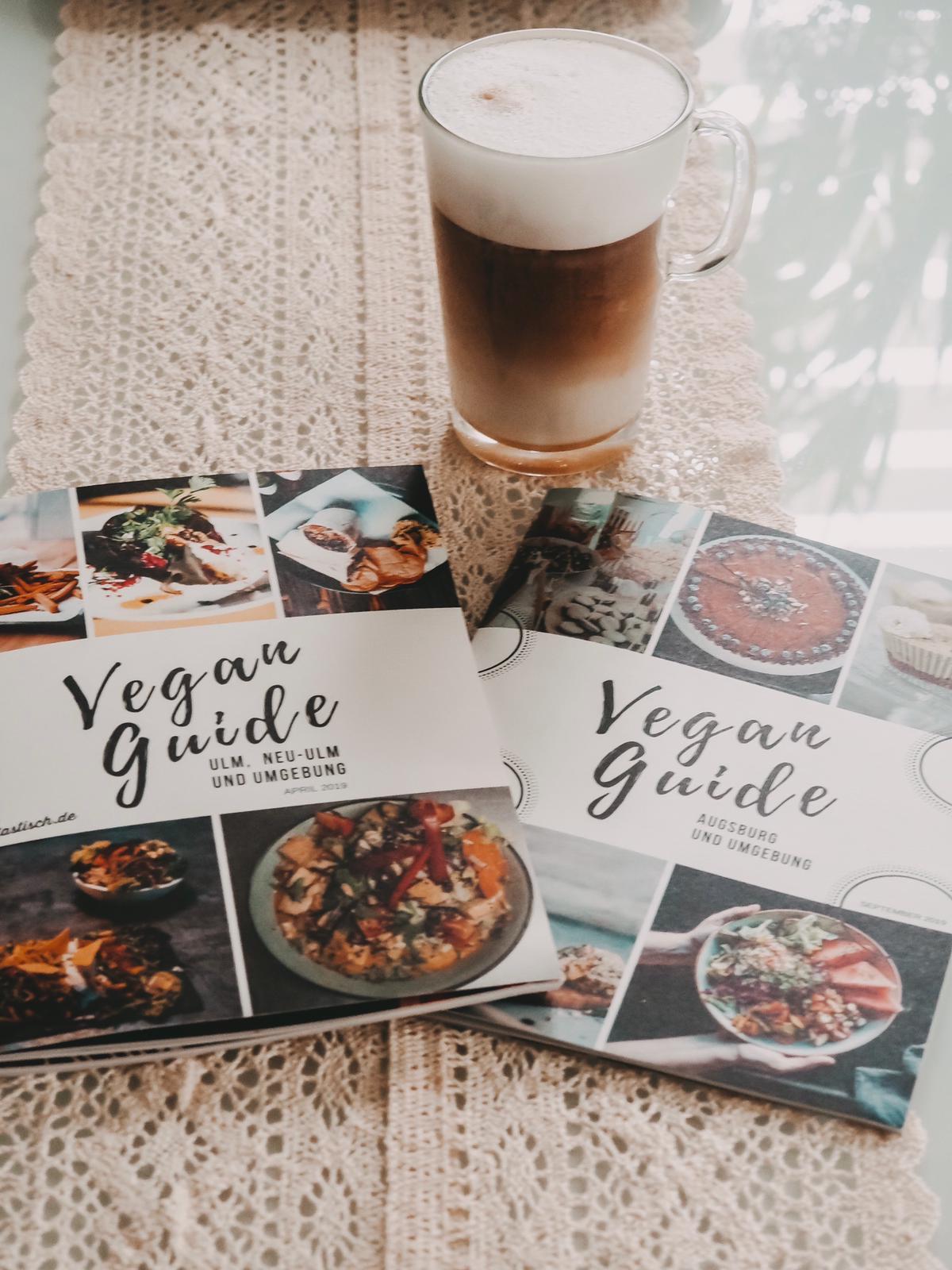 Der Vegan Guide von Vegtastisch für Ulm und Augsburg beinhaltet Cafés, Restaurants und Bioläden und top Shopping-Adressen für einen nachhaltigen Lebensstil.