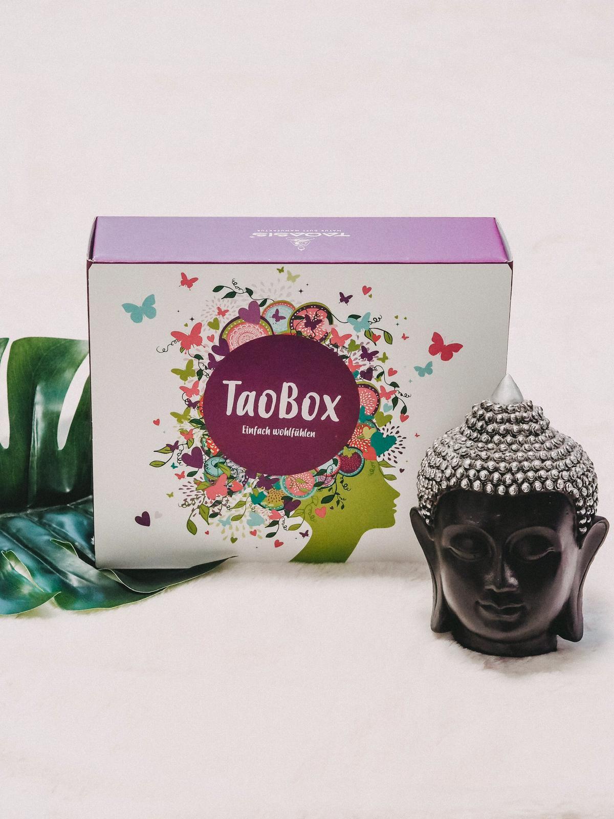 Alle zwei Monate wird vom Taoasis-Team die hochwertigen demeter- und bio-zertifizierten Produkte in der TaoBox für 29,00€ liebevoll neu zusammengestellt.
