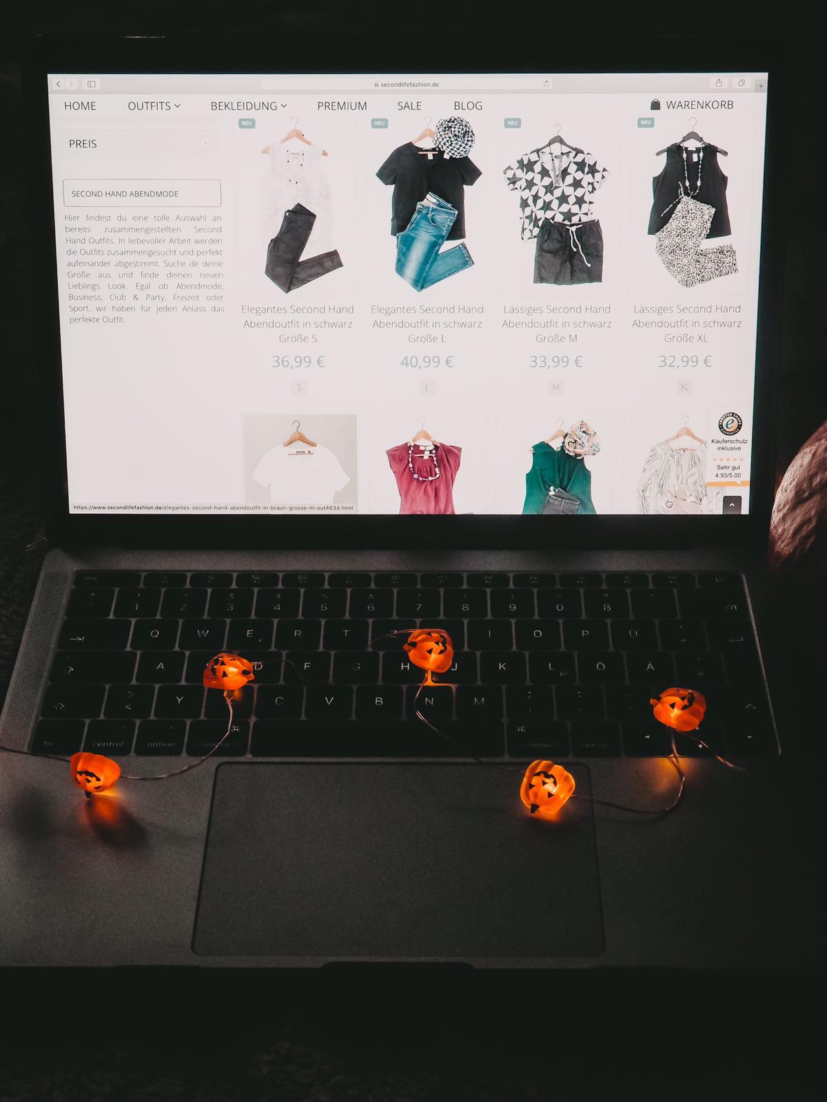 Bei Second Life Fashion findet ihr schöne Second Hand Mode mit Garantie zum Lieblingsteil. Heute zeige ich euch mein lässiges Freizeitoutfit auf dem Blog.