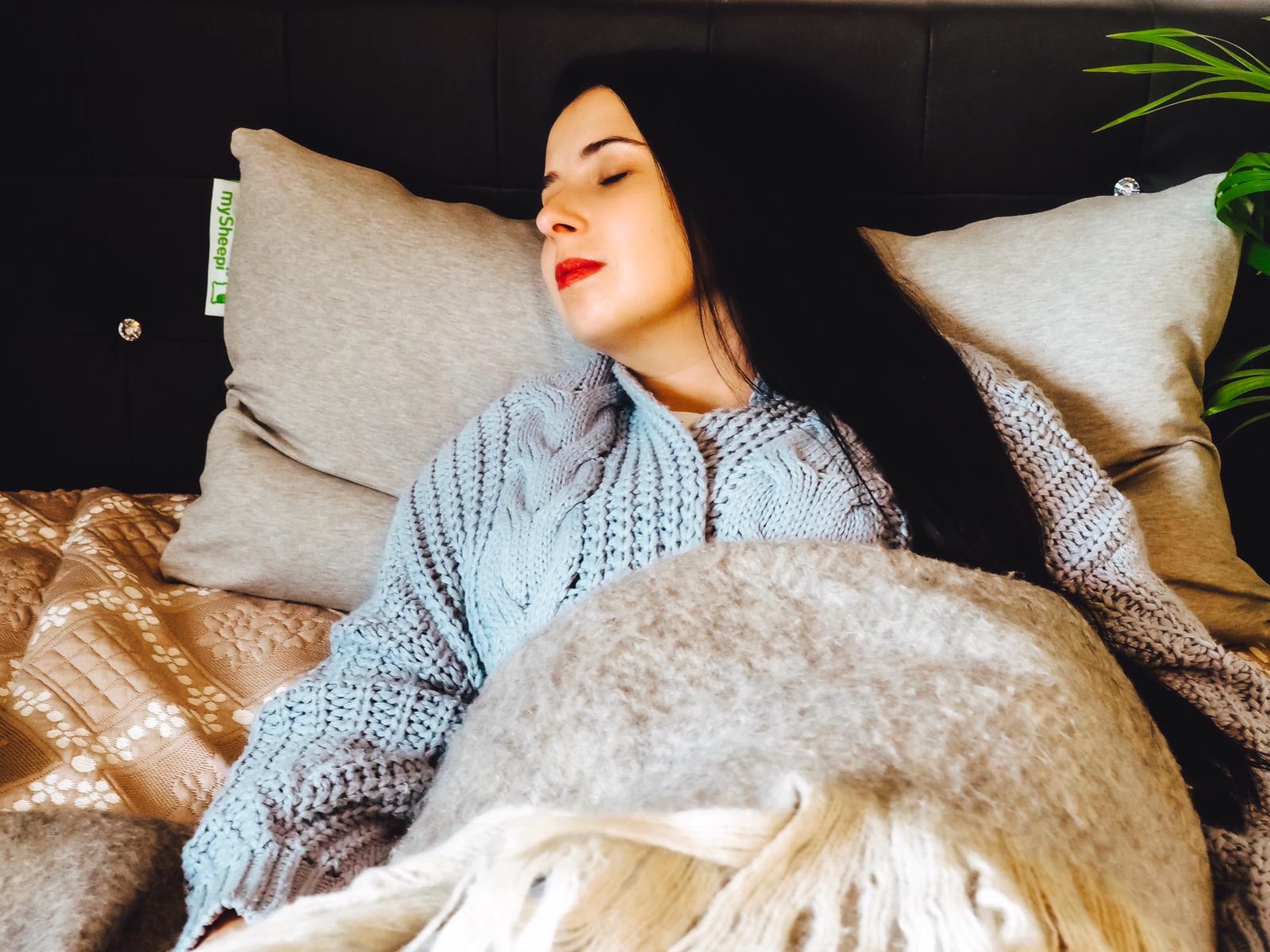 Die mySheepi Kissen wurden nach den aktuellsten Erkenntnissen der atlasmedizinischen Forschung entwickelt und verhelfen euch zu einem entspannten Schlaf.