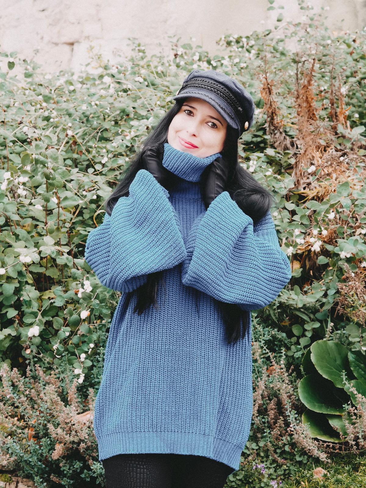 Bei ORSAY finde ich wirklich immer einen schicken Pullover. Mehr über die tolle Geschichte der stylischen Rollkragenpullover heute auf meinem Fashion Blog.