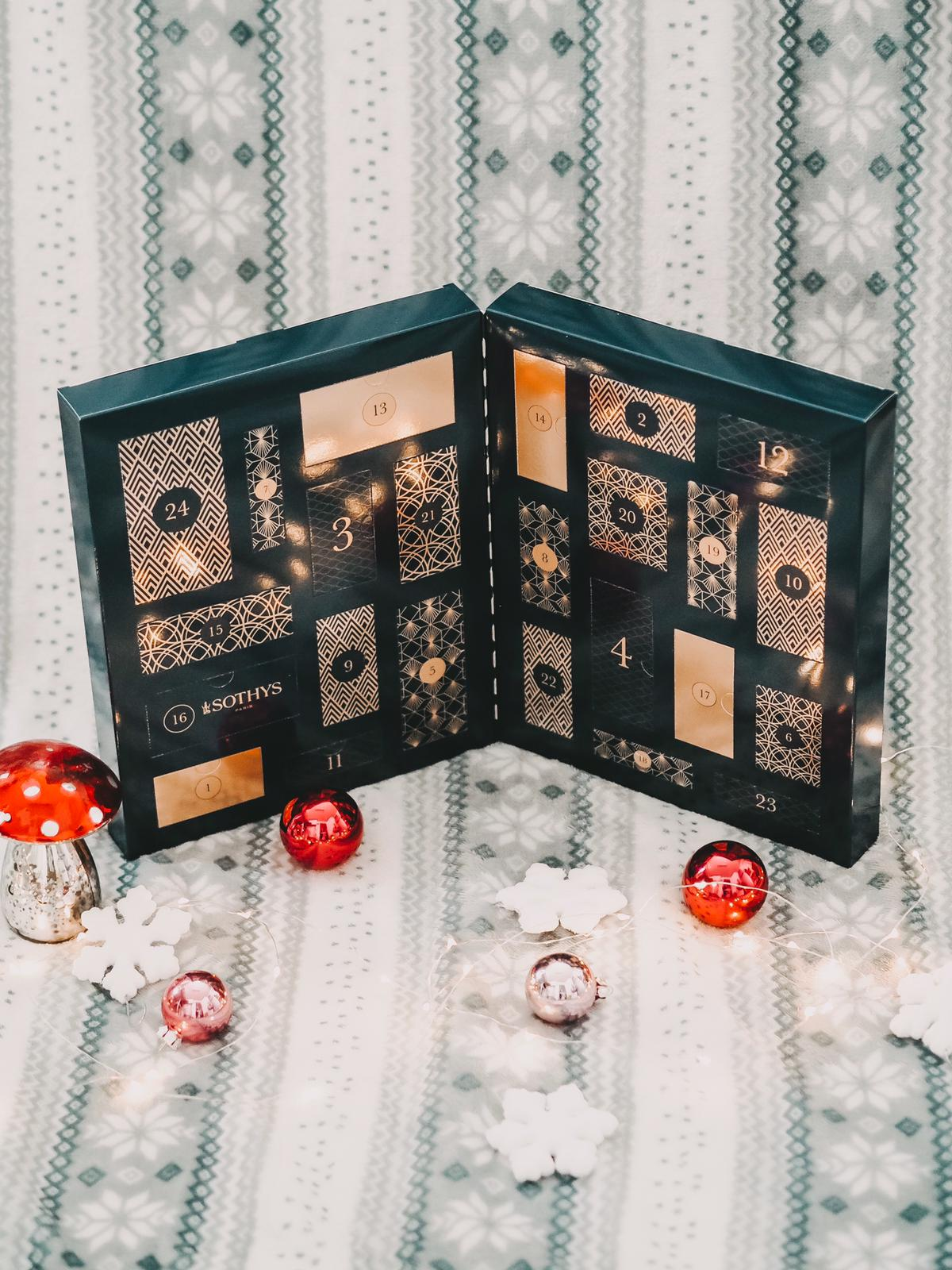 DerSothys Adventskalender 2019 mit 24 hochwertigen Beauty-Überraschungen versüsst uns die kommende Weihnachtszeit. Heute mehr dazu auf meinem Beauty Blog !
