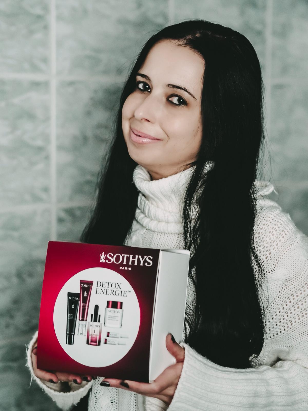Die Sothys Detox Energie Pflegeserie besteht aus fünf verschiedenen Produkten, welche eure Haut pflegen und im Handumdrehen verbessern. Hier auf dem Blog !