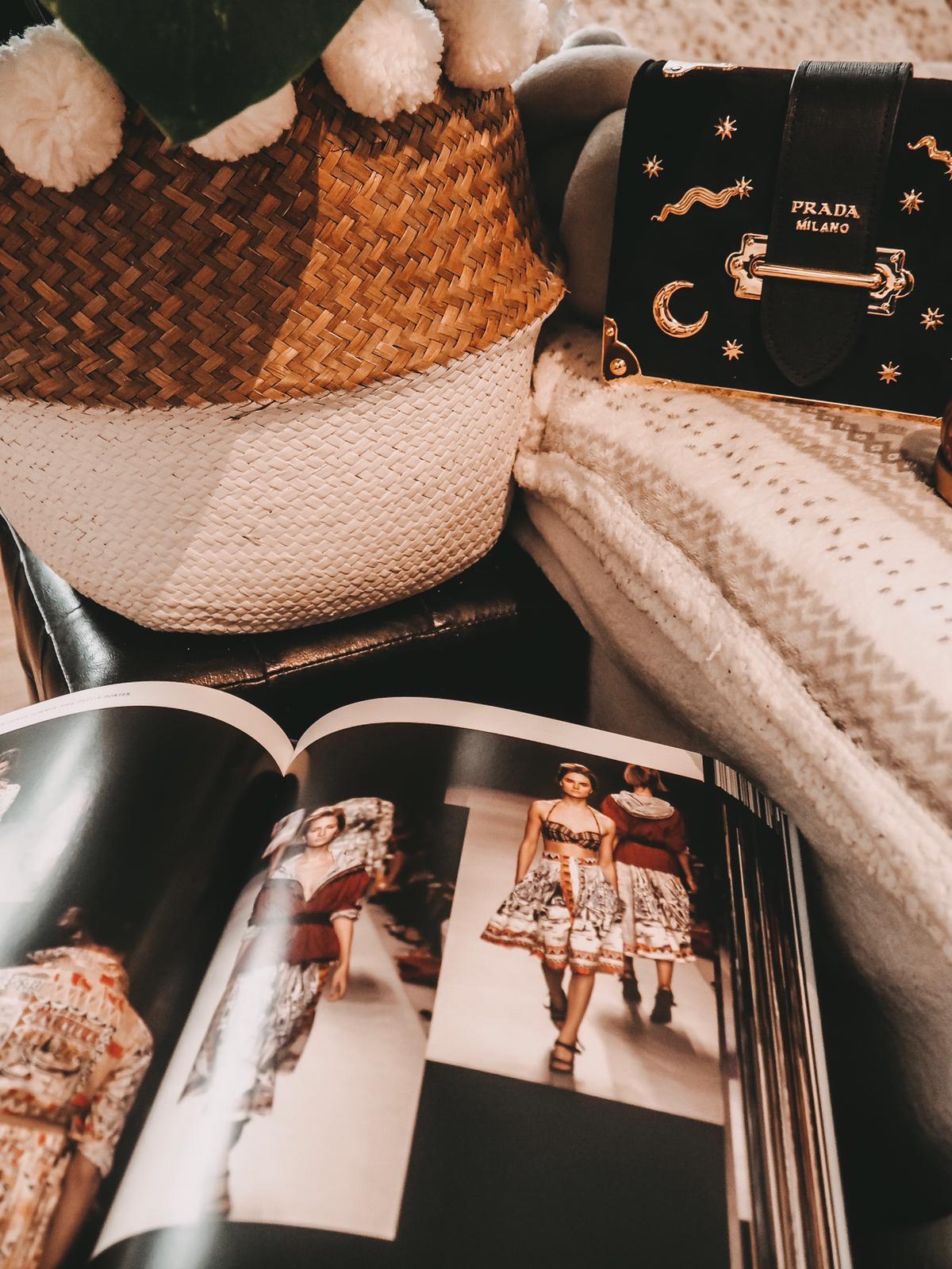 Ich war sehr begeistert das BuchPrada Catwalk in meinen Händen zu halten, das am 04.11.2019 im Prestel Verlag erschien. Mehr dazu auf dem Fashion Blog !!!