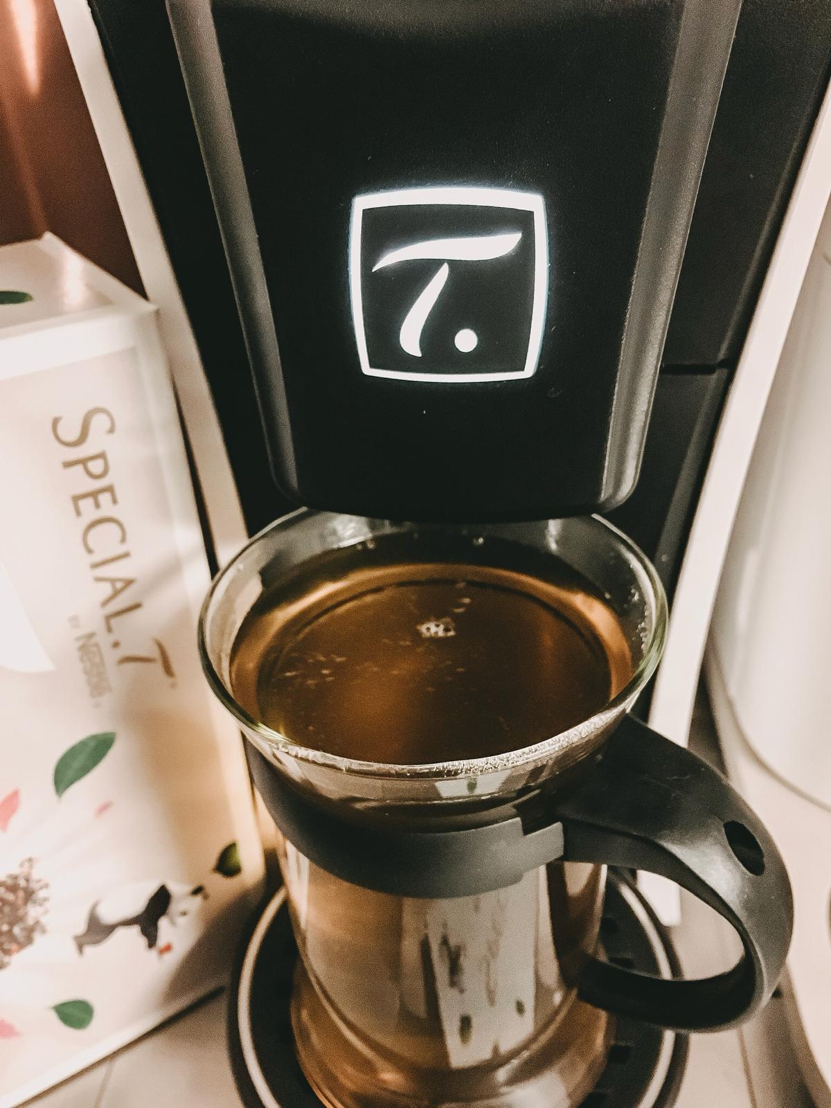 Leckerer Tee von Special T