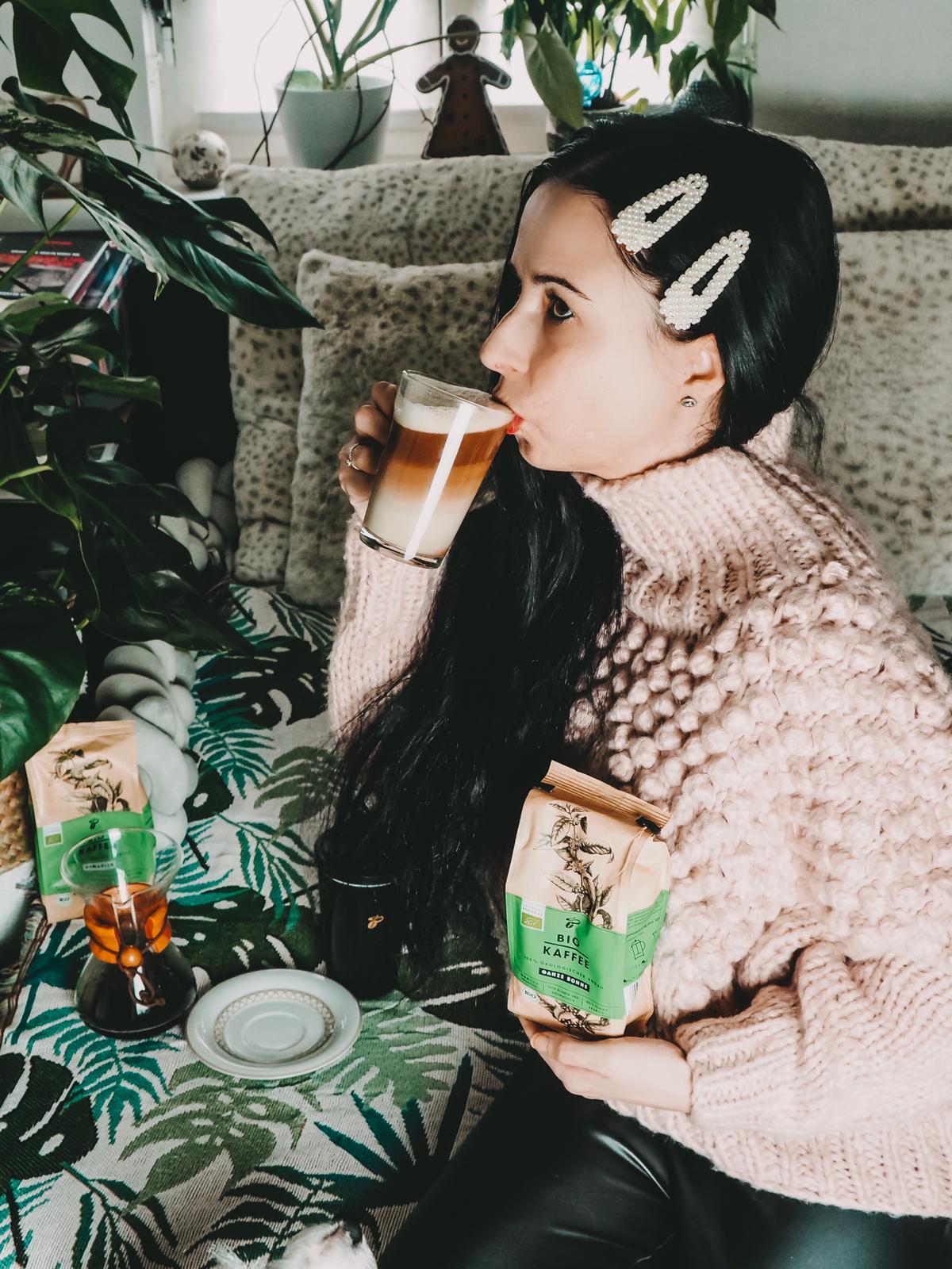 Der Bio Kaffee von Tchibo ist ein Genuss für besondere Momente.