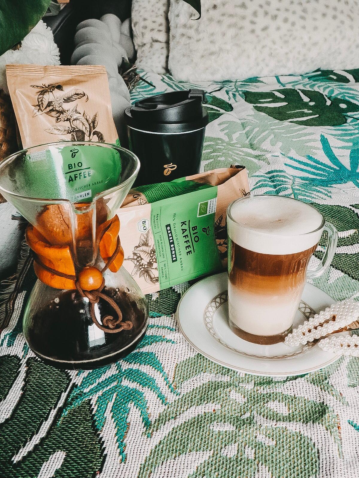 Der Bio Kaffee von Tchibo ist ein nachhaltiger Kaffee.
