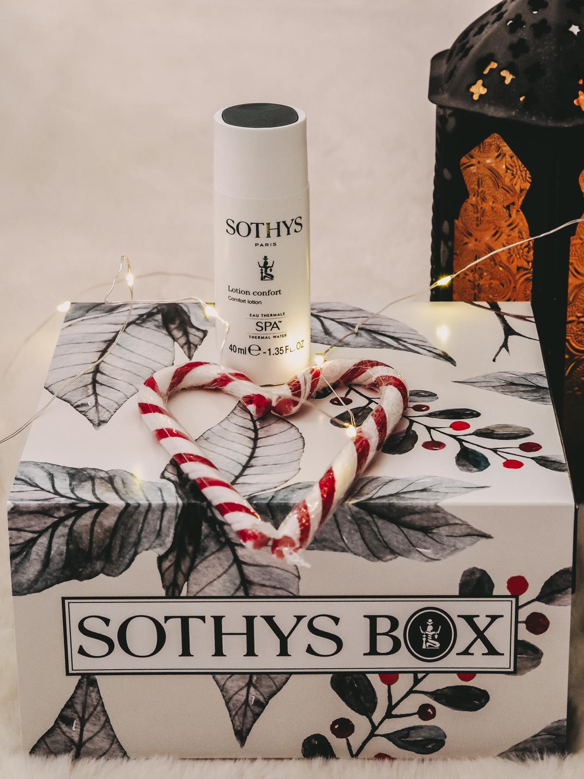 In der Sothys Box Winter Edition 2019 ist ein mildes Gesichtswasser.