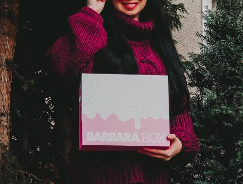 Barbara Box Sahneschnitte