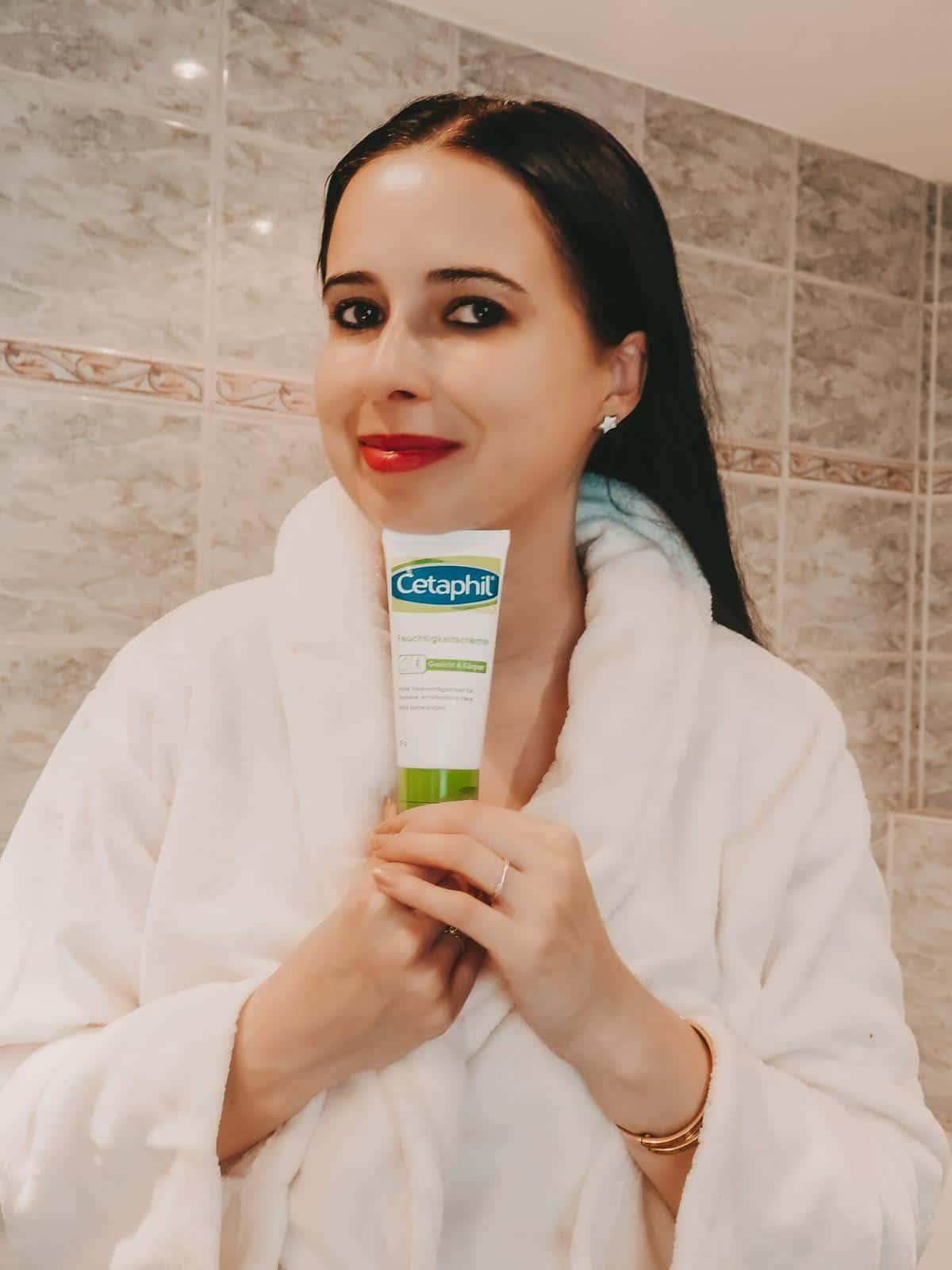 Schöne Haut Dank Cetaphil Feuchtigkeitscreme