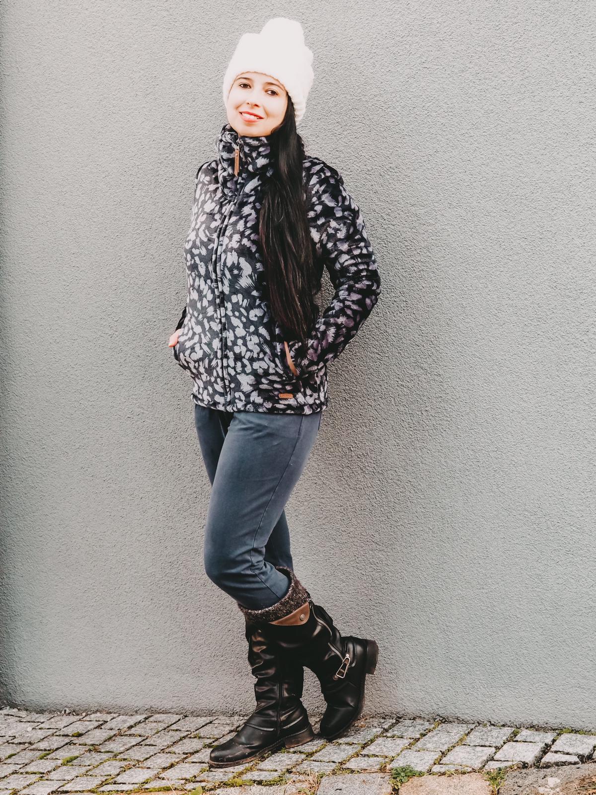 Kuschliges Fleece-Oberteil von Protest Sportswear