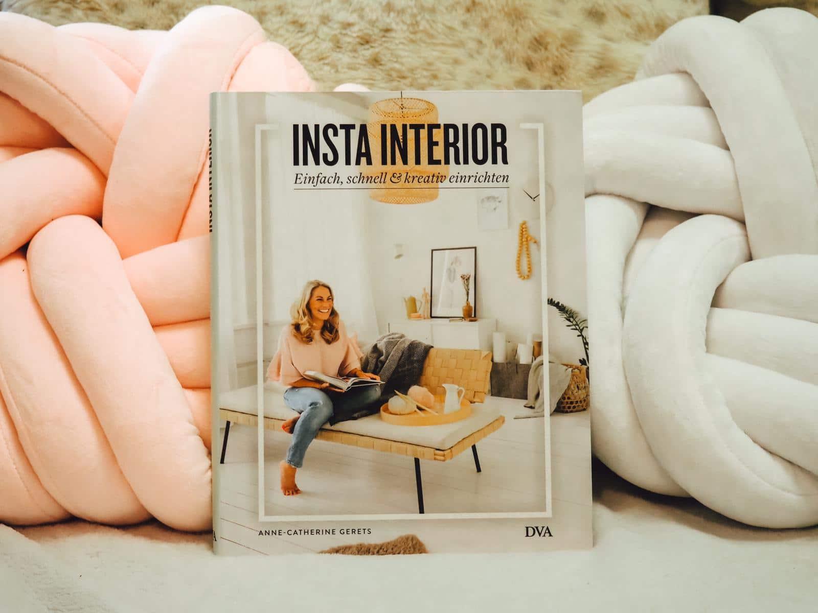 Wer so schön wohnen will wie auf Instagram sollte in Insta Interior schmökern.