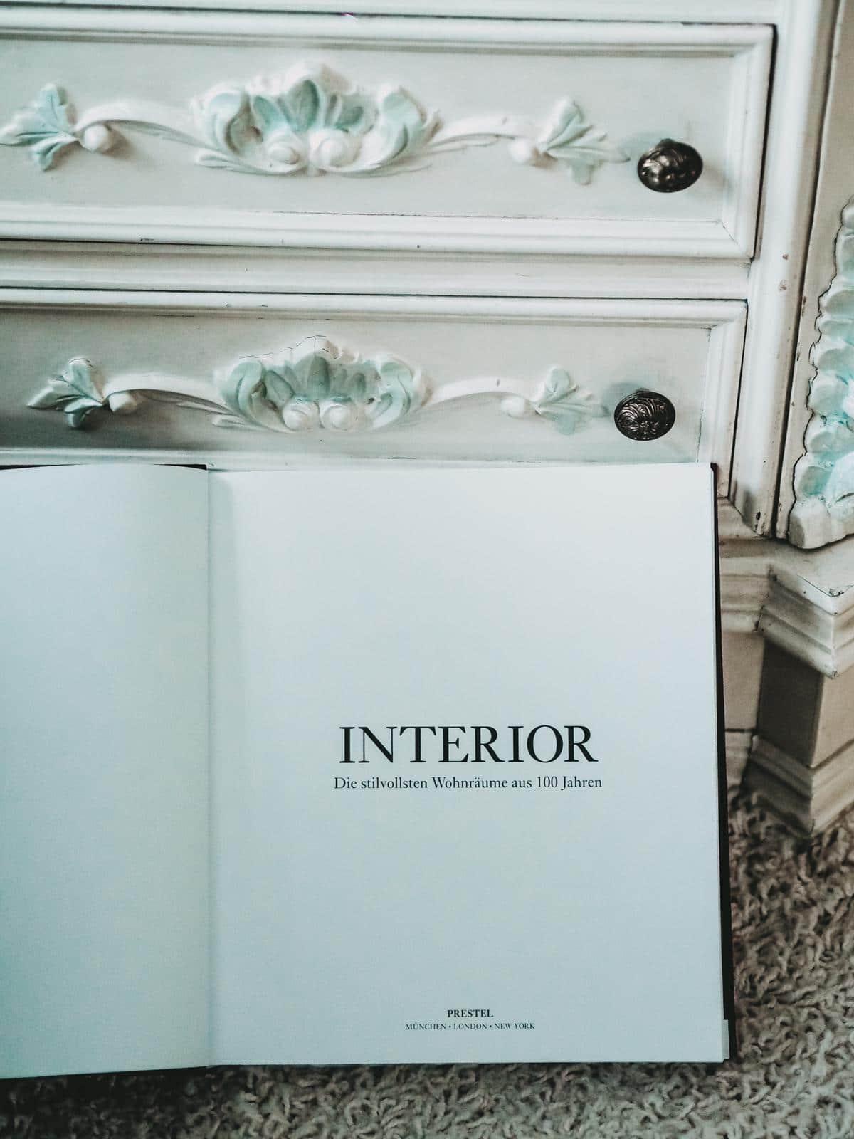 Interior - die stilvollsten Wohnräume aus 100 Jahren