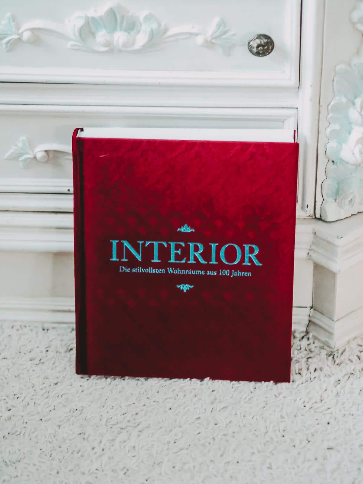 Interior Design im Prachtband