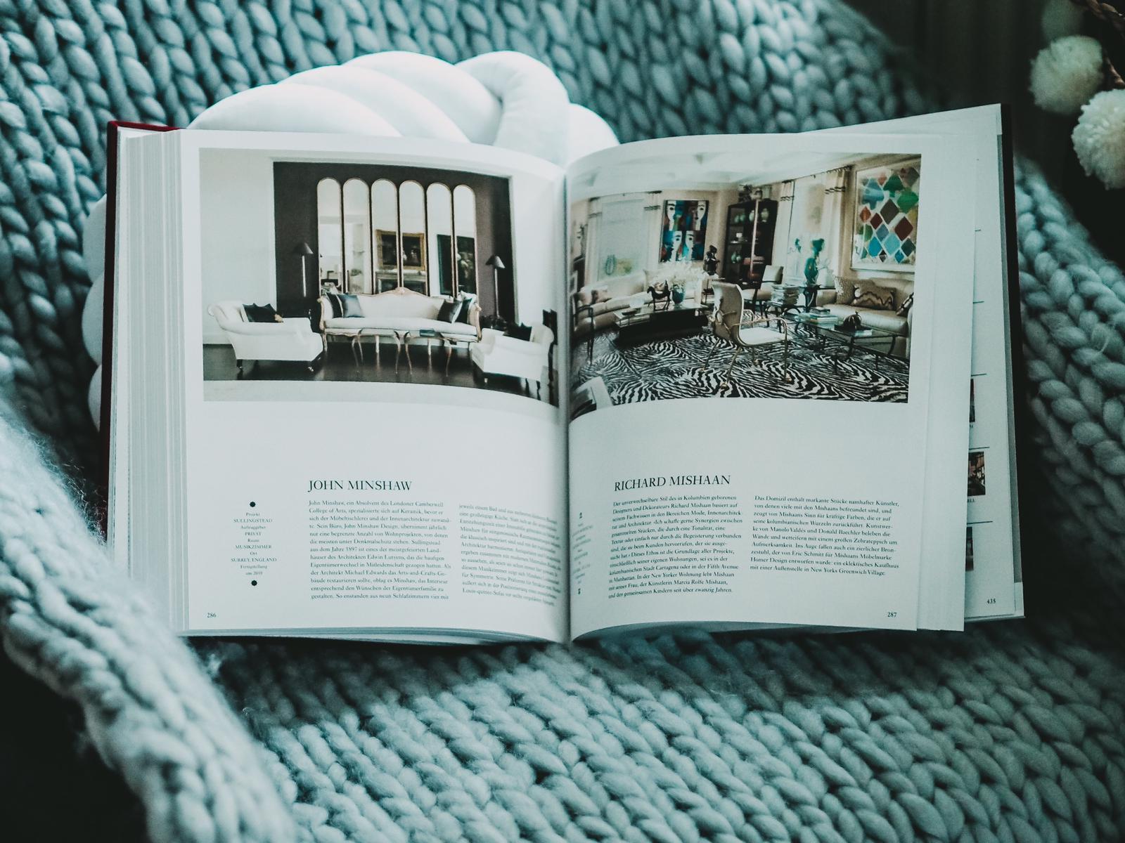 Interior mit den stilvollsten Wohnräume aus 100 Jahren