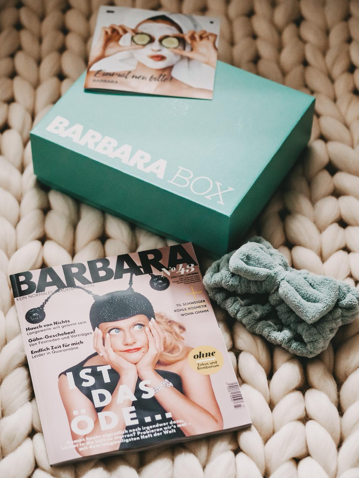 Barbara Box Einmal neu bitte - Unboxing