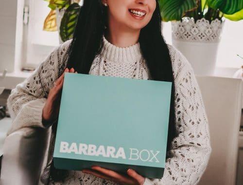 Barbara Box Einmal neu bitte