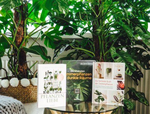 Buchtipps für Pflanzenfreunde
