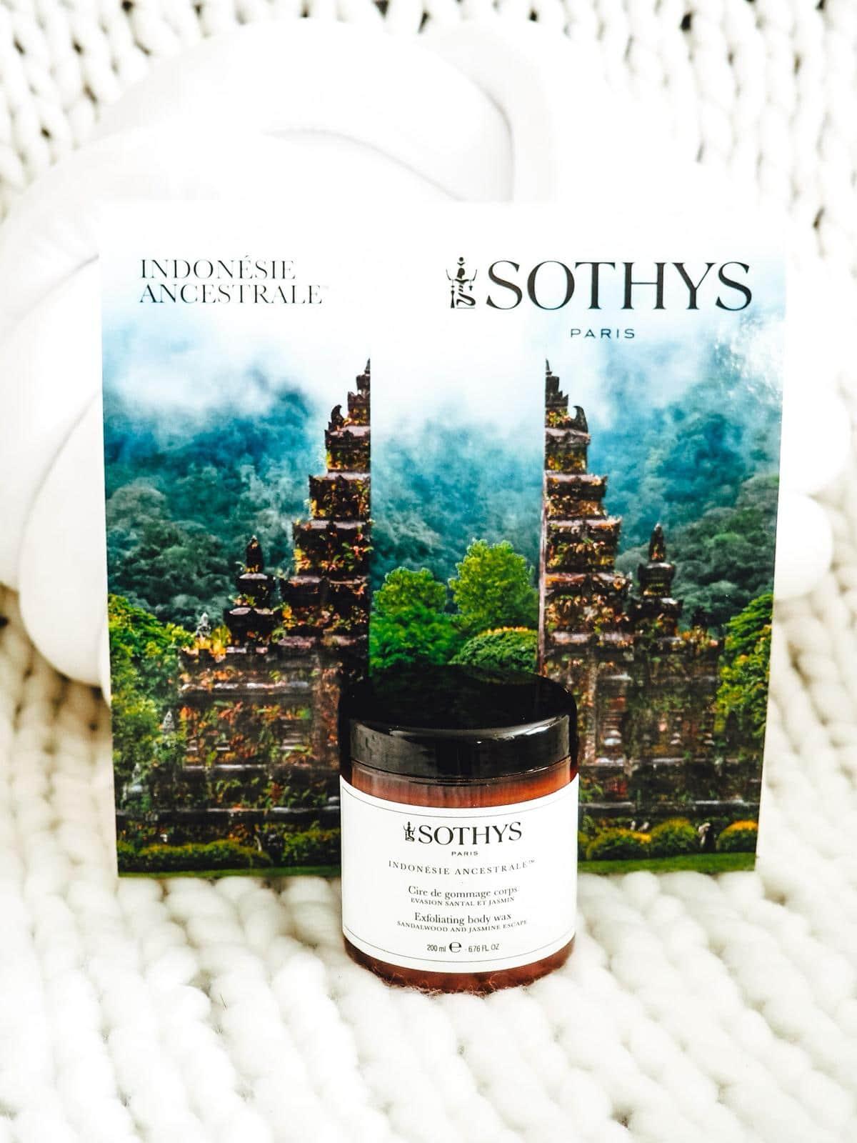 Sothys Paris - Indonésie Ancestrale Körperpeeling