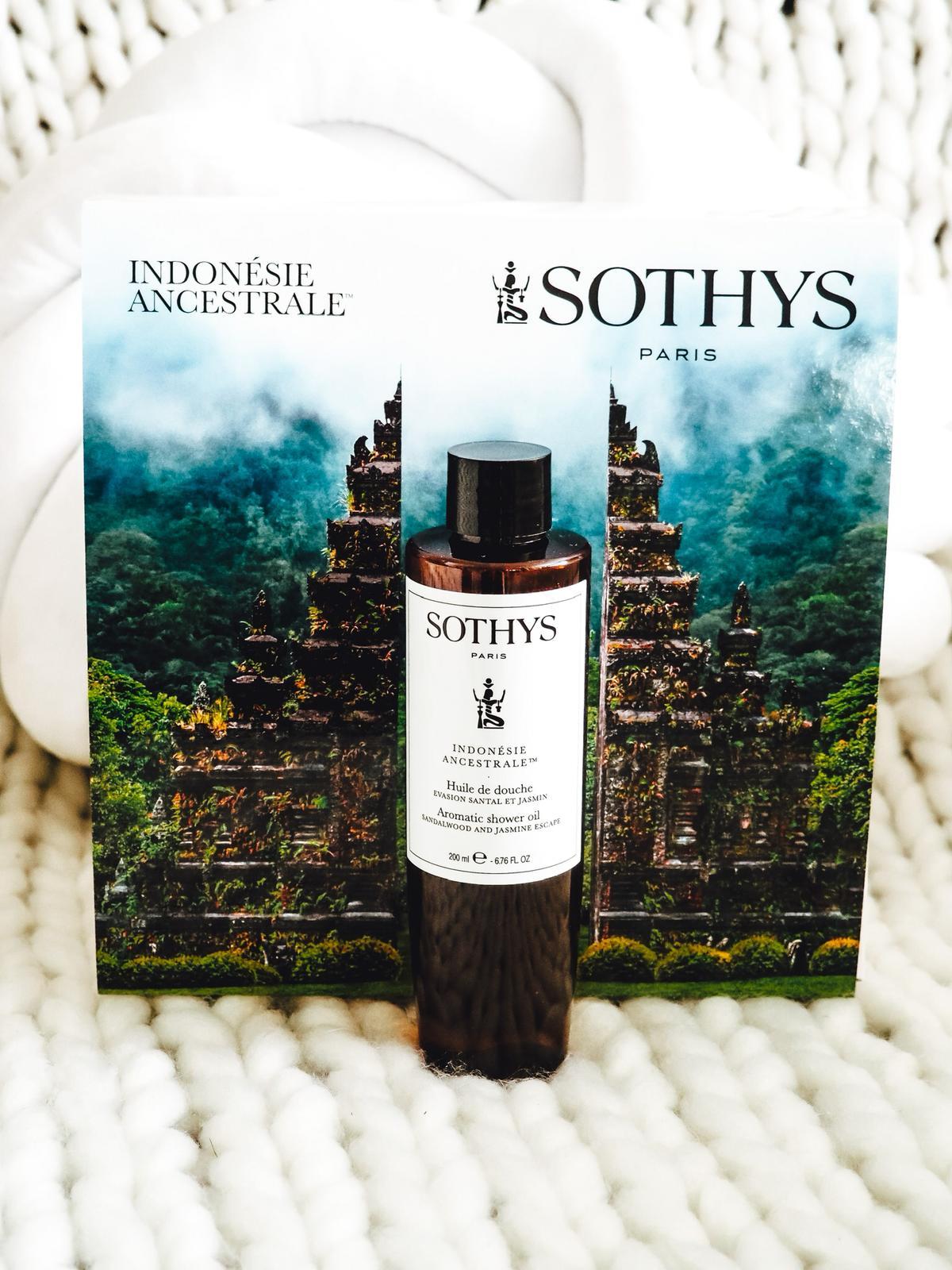 Sothys Duschöl - Indonésie Ancestrale