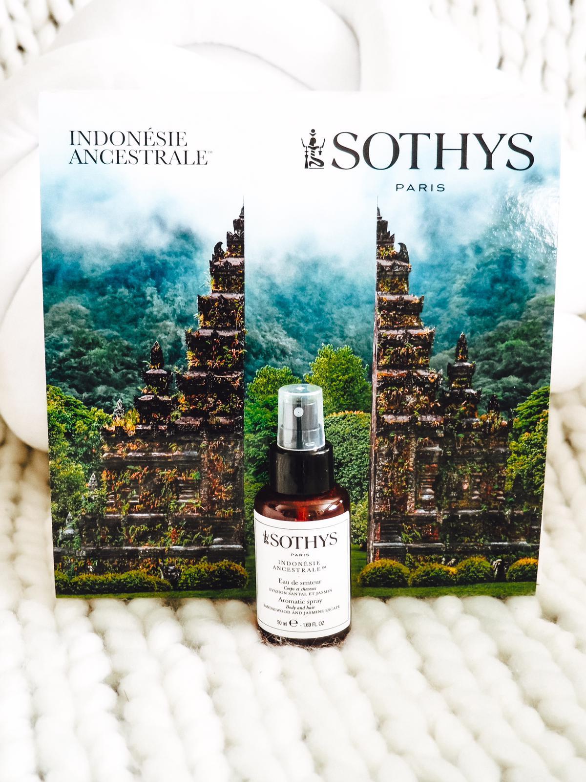 Sothys Paris - Indonésie Ancestrale Duftspray