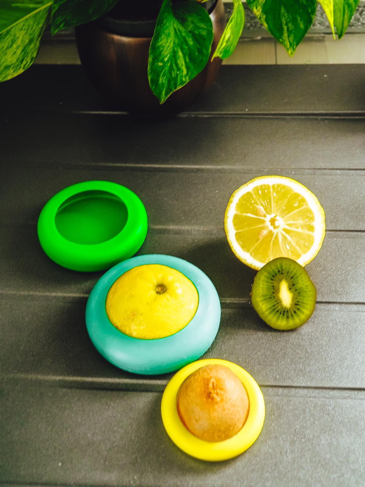Obst- und Gemüse Hüte von Samebutgreen