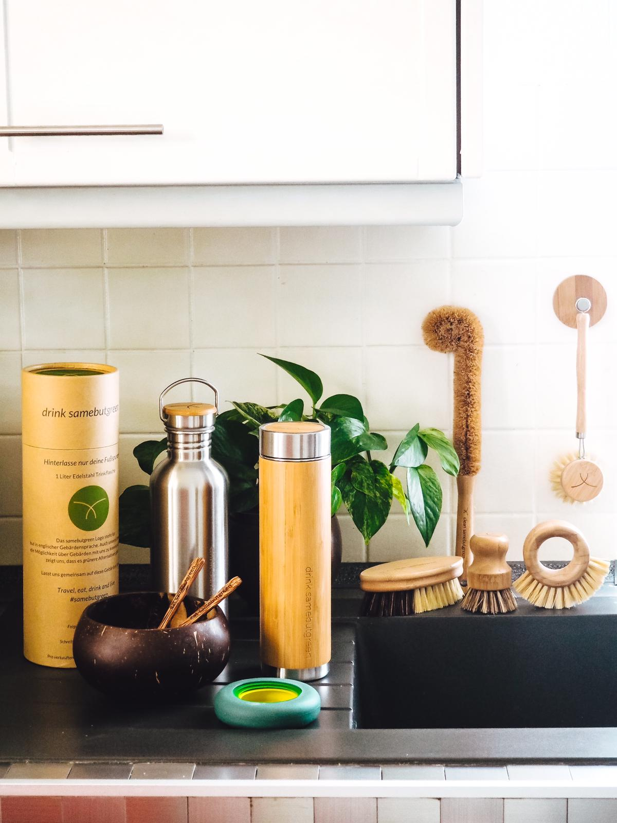 Nachhaltige Produkte von Samebutgreen