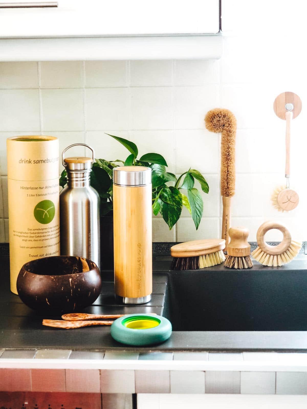 Produkte für die Küche von Samebutgreen