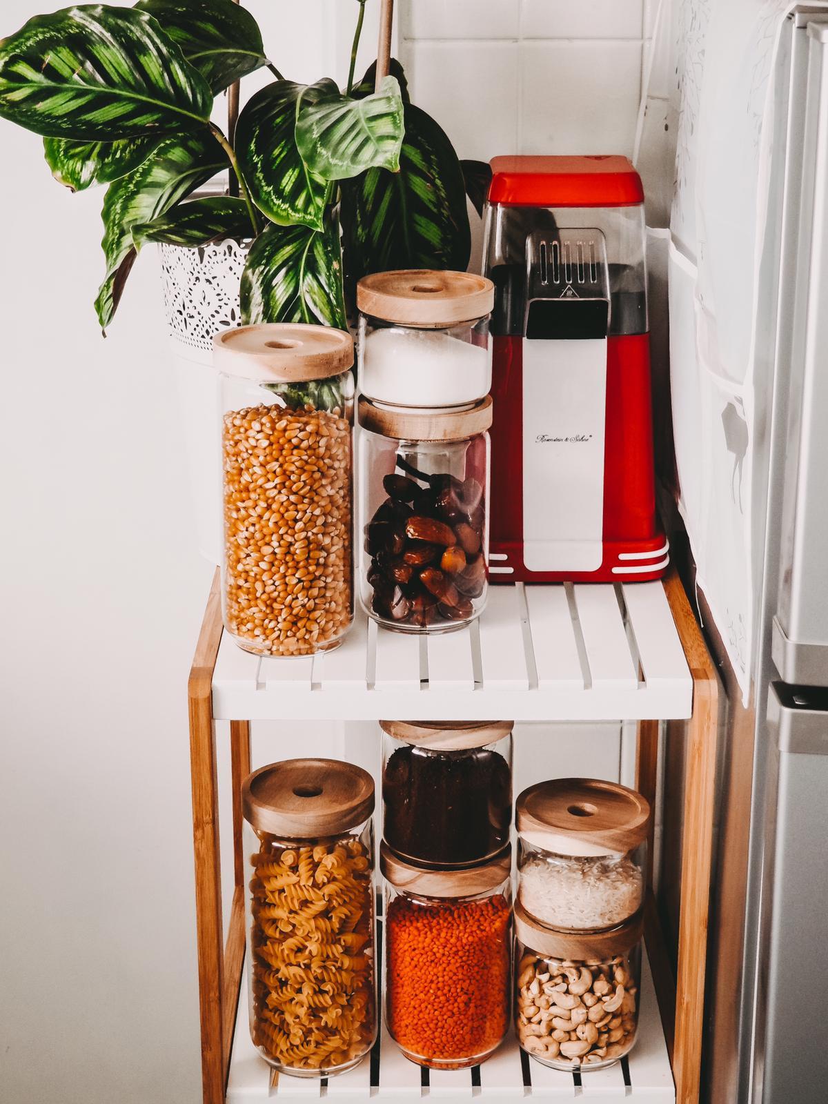 Ordnung in der Küche mit Econovo