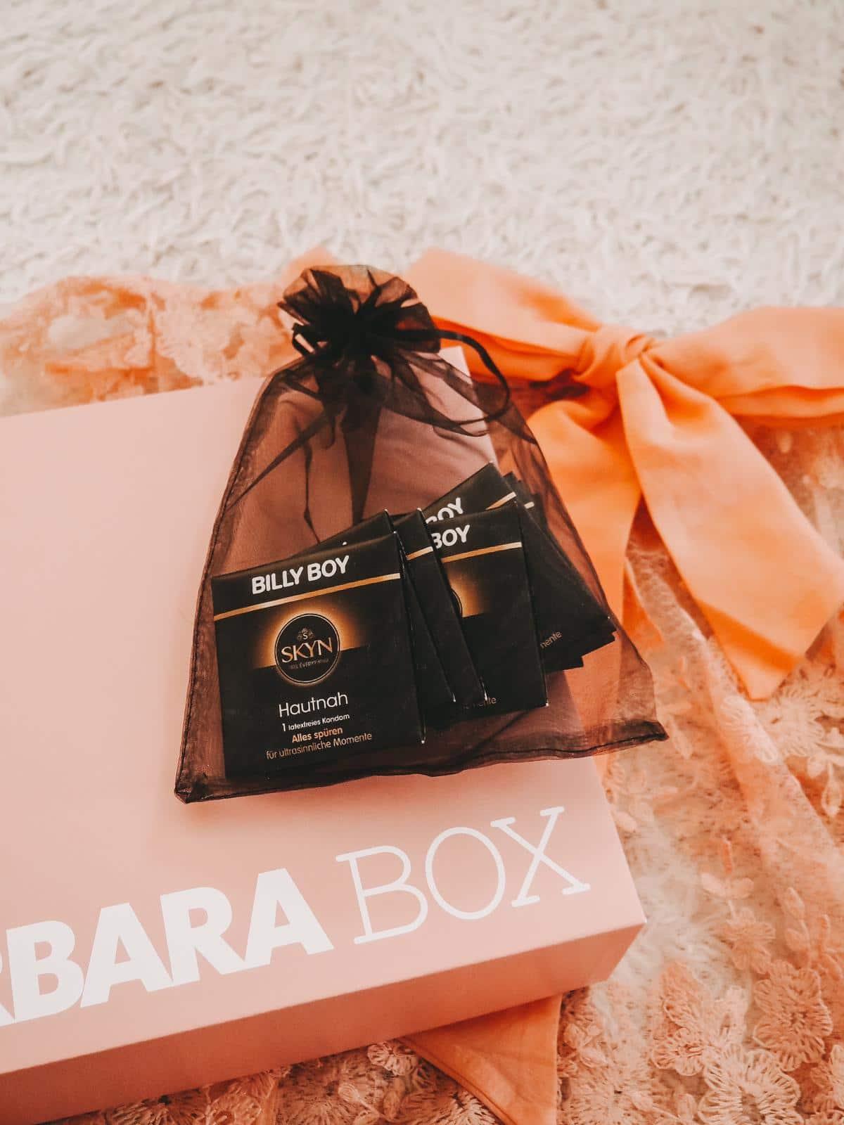 Billy Boy Barbara Box Ein Hoch auf Mich